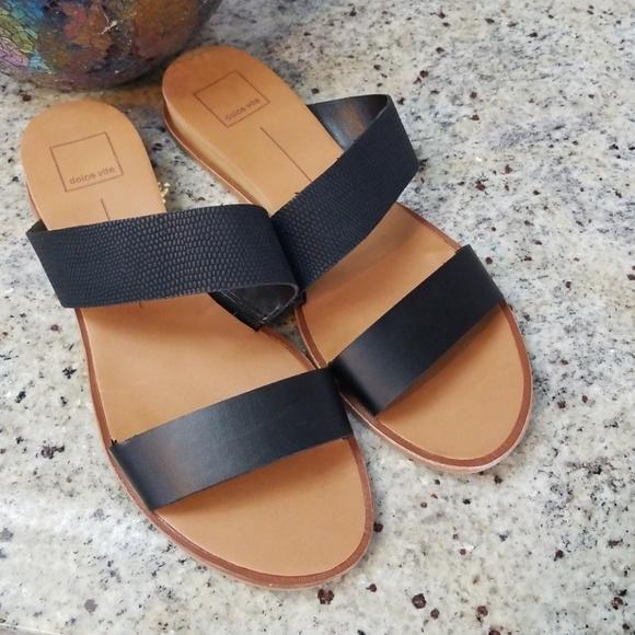 bfa0d6771221 Dolce Vita Shoes - DOLCE VITA PACI WEDGE SANDAL SIze 9.5